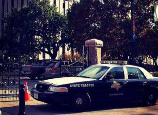 texas state police stop low level marijuana arrests