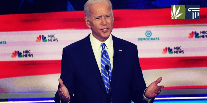 joe biden marijuana should be illegal misdemeanor