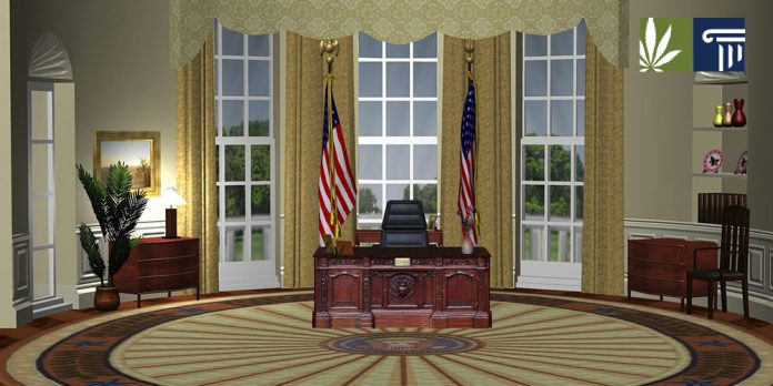 president influences opinion marijuana legalization