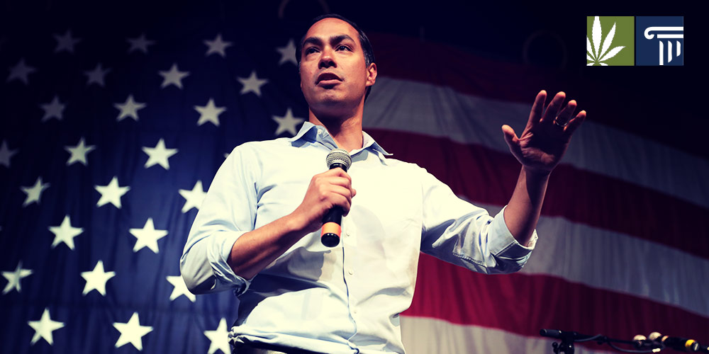 julian castro marijuana legalization expungement