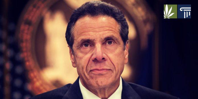 New York Gov Revises Marijuana Legalization Plan