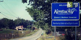 kentucky legalize marijuana