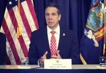gov cuomo tour legal marijuana states