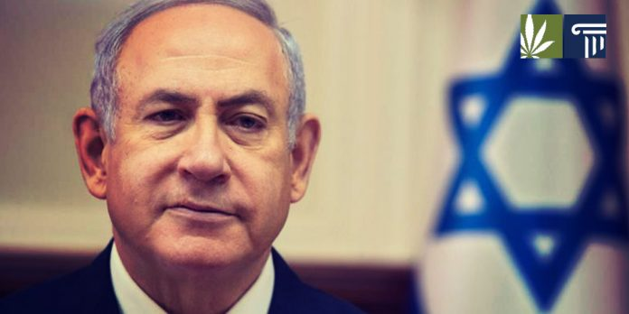 israeli pm netanyahu support marijuana legalization