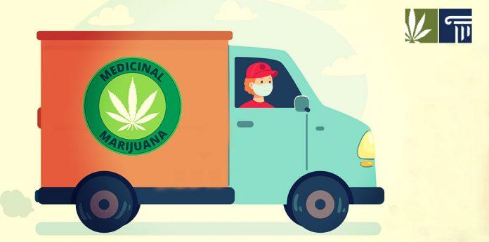 DC medical marijuana deliveries coronavirus