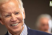 joe biden would give federal aid marijuana expungement