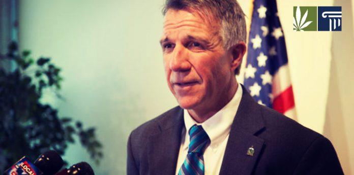 Vermont legalizes cannabis sales Phill Scott